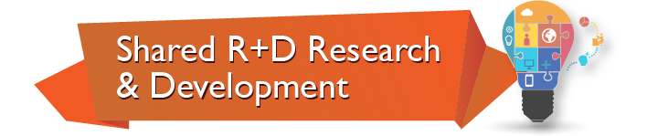 Shared R+D Research & Development